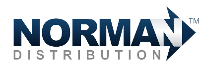 Norman Distribution Sticky Logo
